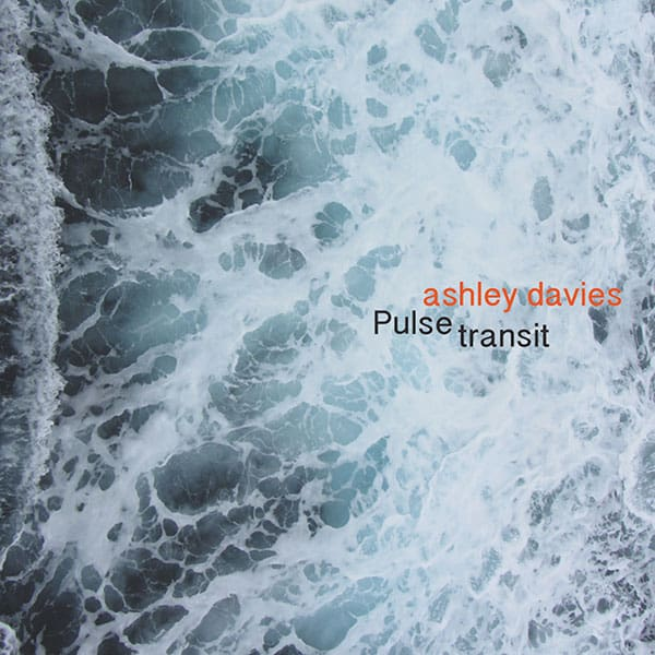 Ashley Davies Pulse Transit CD Cover
