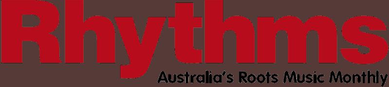 Rhythms Magazine Logo